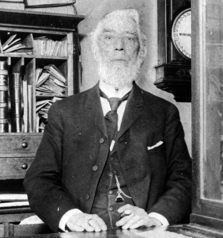 pioneer man 1800s. although cornelius beekman may have been the wealthiest and most prominent man in pioneer jacksonville, wealth prominence did not guarantee popularity. 1800s