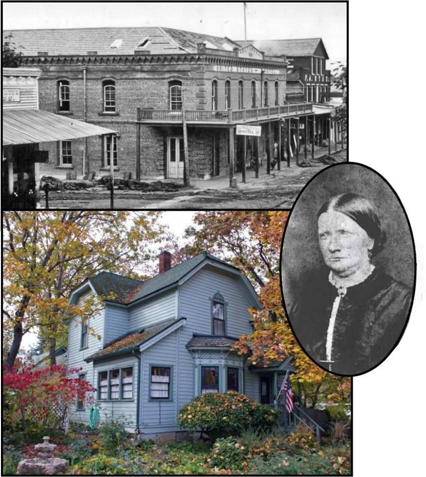 Henrietta DeRoboam Home