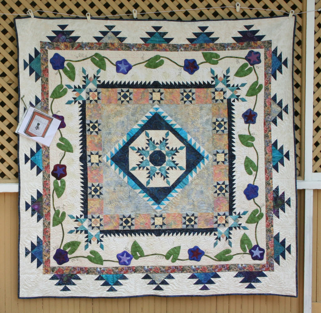 Quilts on Display